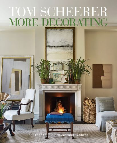 Book cover for Tom Scheerer: More Decorating