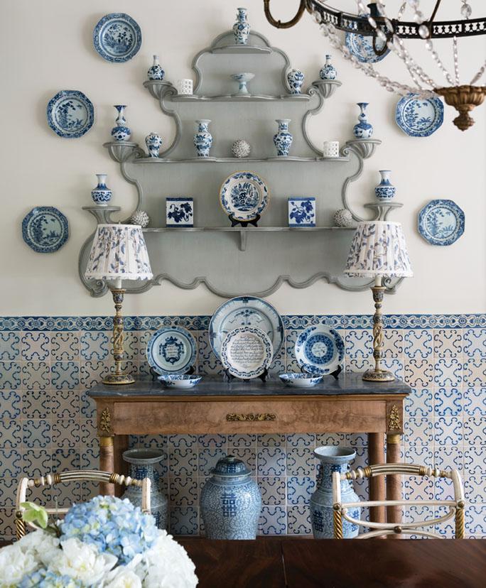 Cathy Kincaid dining room