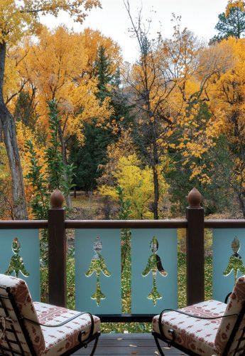porch bannister