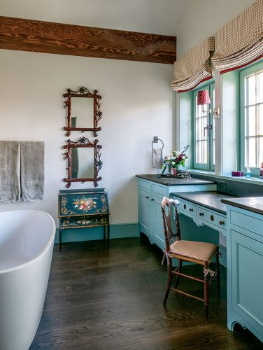 sources for bathroom linens