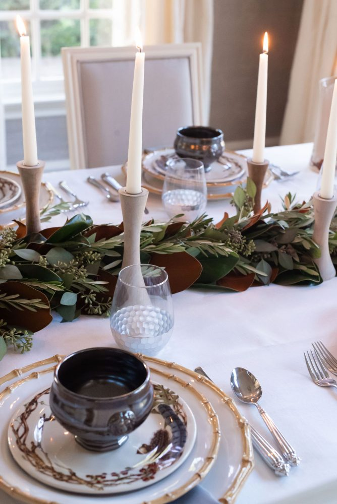 Alicia Wood Thanksgiving Table
