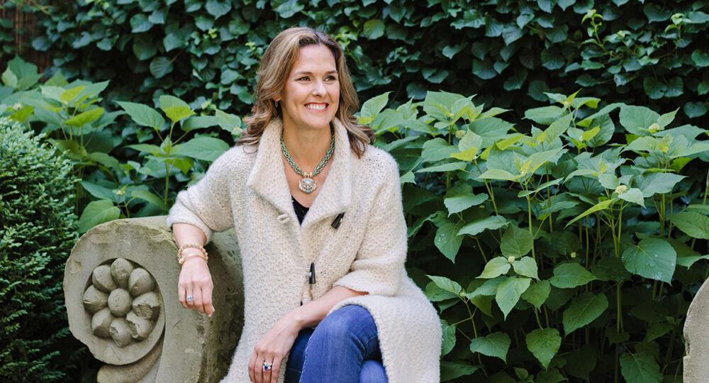 Jewelry designer Clara Williams