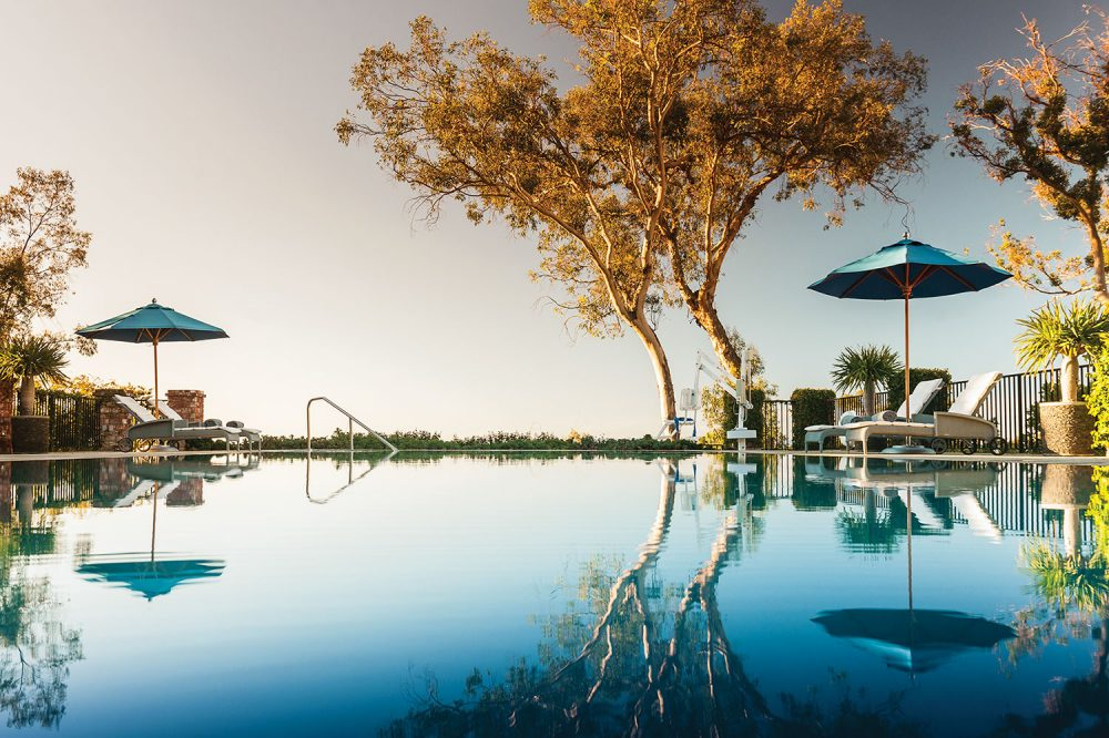 Best hotels in Santa Barbara, Belmond El Encanto pool