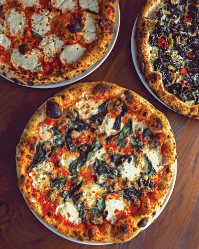best restaurants in Santa Barbara CA - Bettina Pizzeria