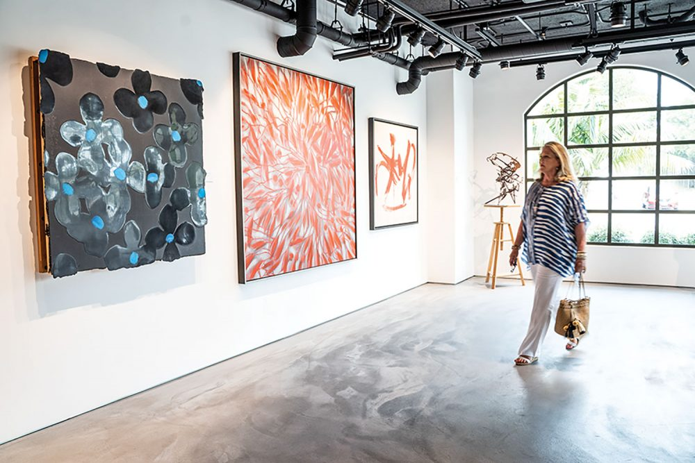 best Santa Barbara art galleries, Heather James Fine Art