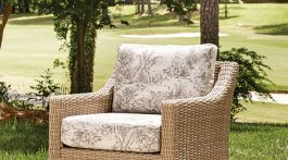 outdoor living essentials for 2020, lounge chair