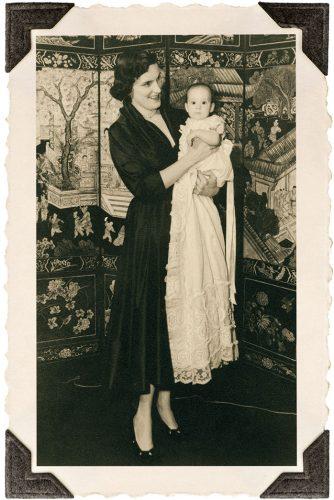 vintage photo of Oatsie Charles