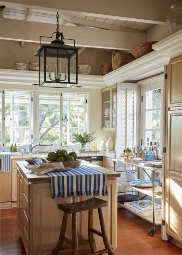 kitchen designed by Suzanne Tucker