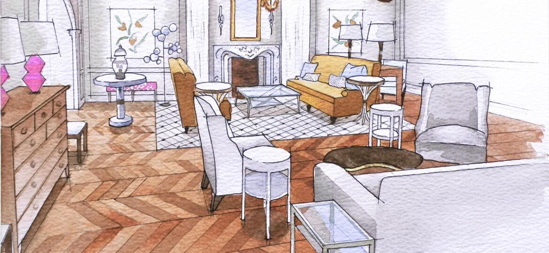 Lindsay Wells interior design