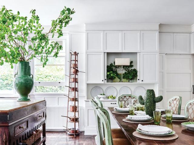 eat-in kitchen interior design ideas