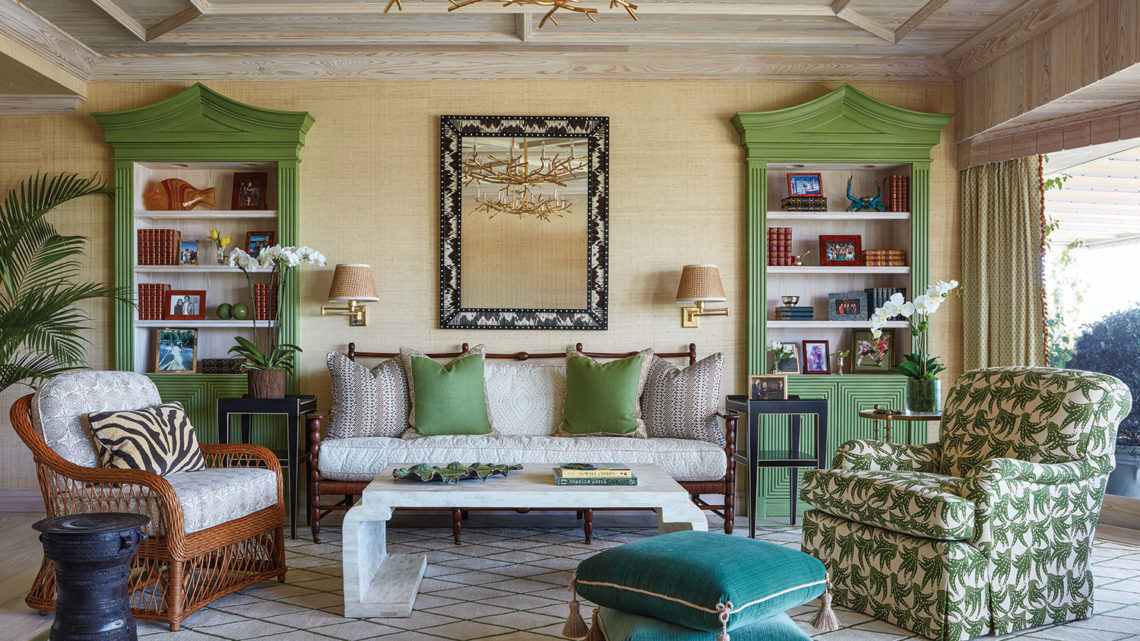 living room, ceiling design