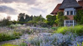 naturalistic garden landscape