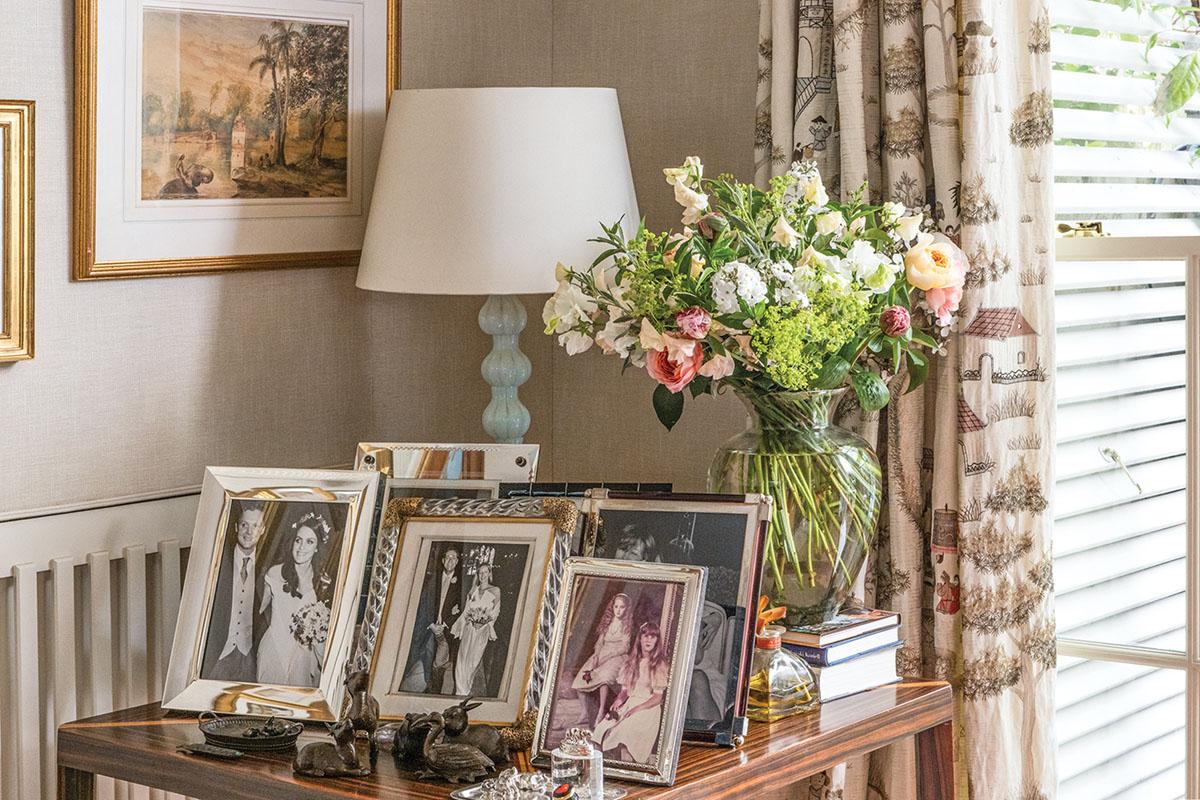 Nina Campbell's home decor