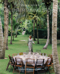 book cover for An Entertaining Story by India Hicks