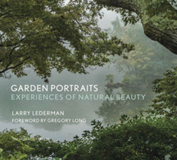 book cover for Garden Portraits: Experiences of Natural Beauty