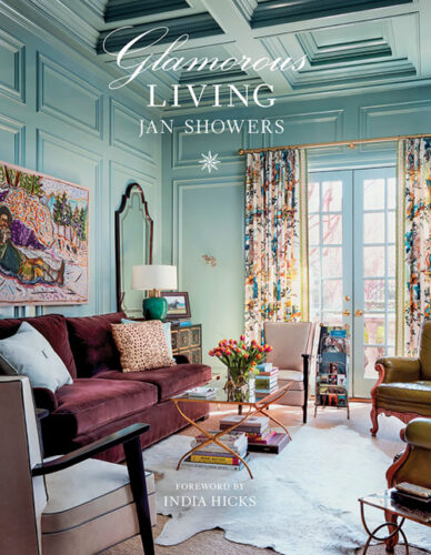 Book Cover for Glamorous Living by Jan Showers
