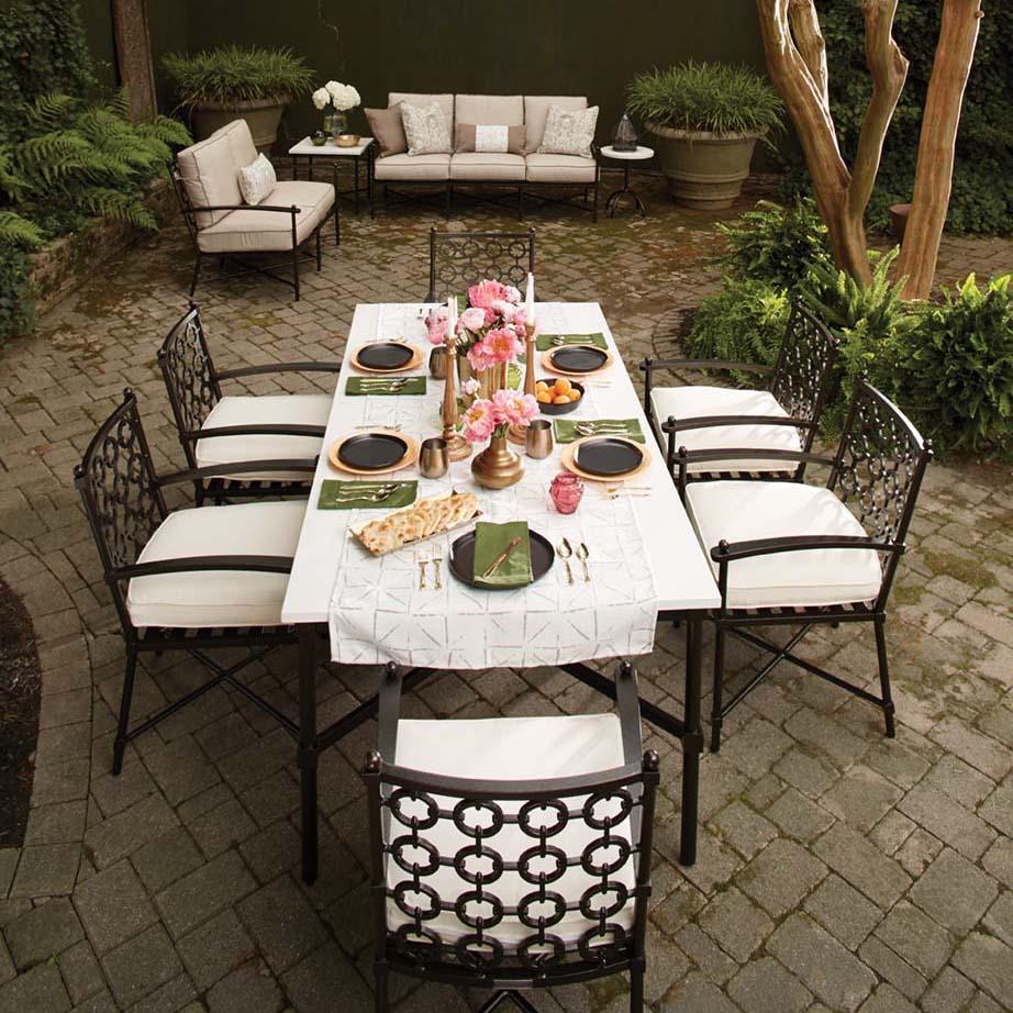 outdoor furniture available at Blackjack Gardens in Birmingham, AL