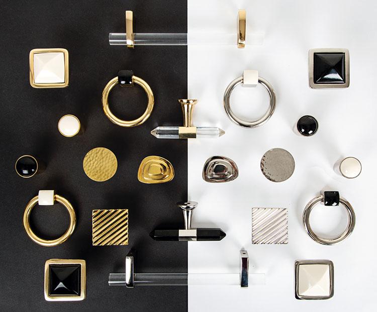 luxury hardware, home decor
