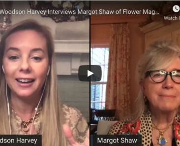 Kristy Woodson Harvey and Margot Shaw split screen