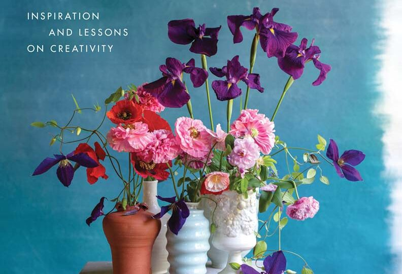 book cover for Frances Palmer: Life in the Studio: Inspiration and Lessons on Creativity (Artisan, 2020)