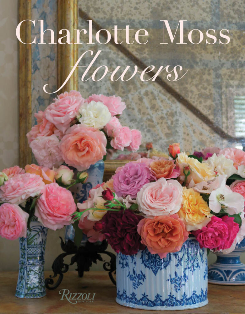 book cover for CHARLOTTE MOSS FLOWERS