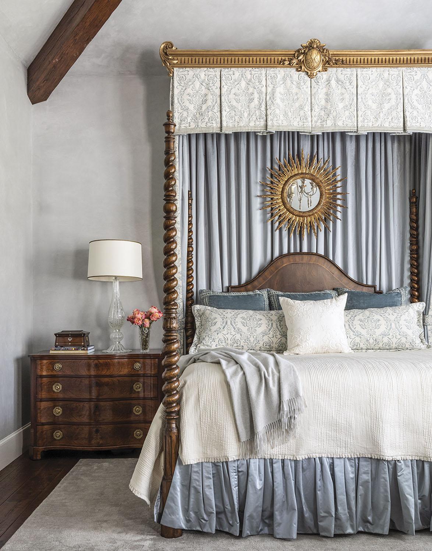 bedroom by Lucas/Eilers Design Associates