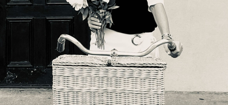 May Cabas bicycle basket