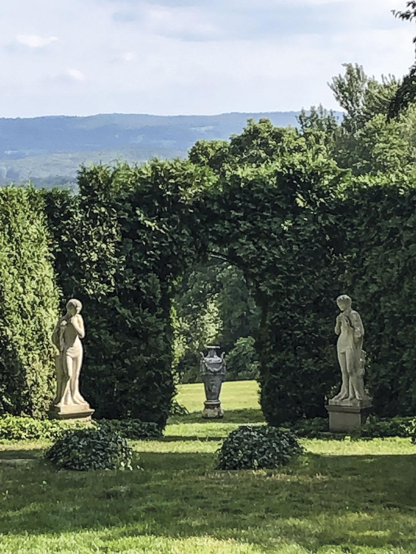 Wethersfield statuary