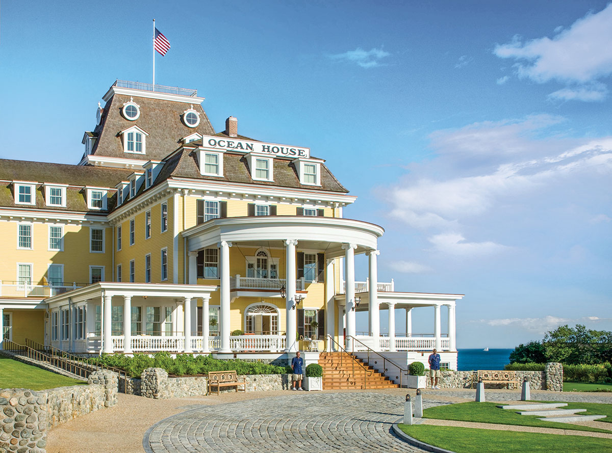 Classic Northeast Beach Retreat, Ocean House