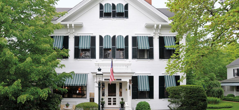 Classic Northeast Beach Retreat, The Charlotte Inn