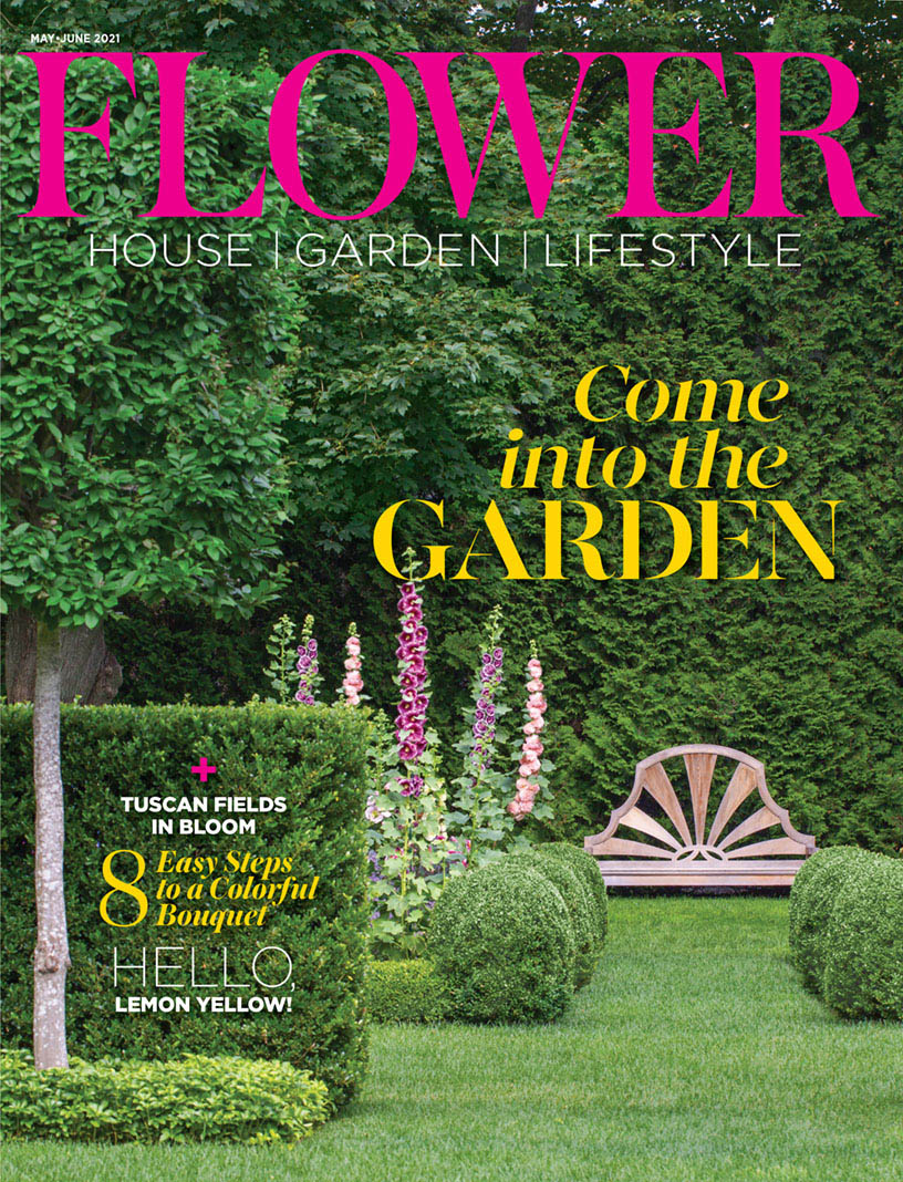 Flower magazine May June 2021 cover