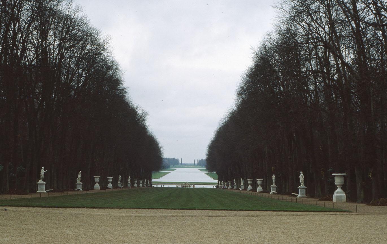 Winter garden at Versailles