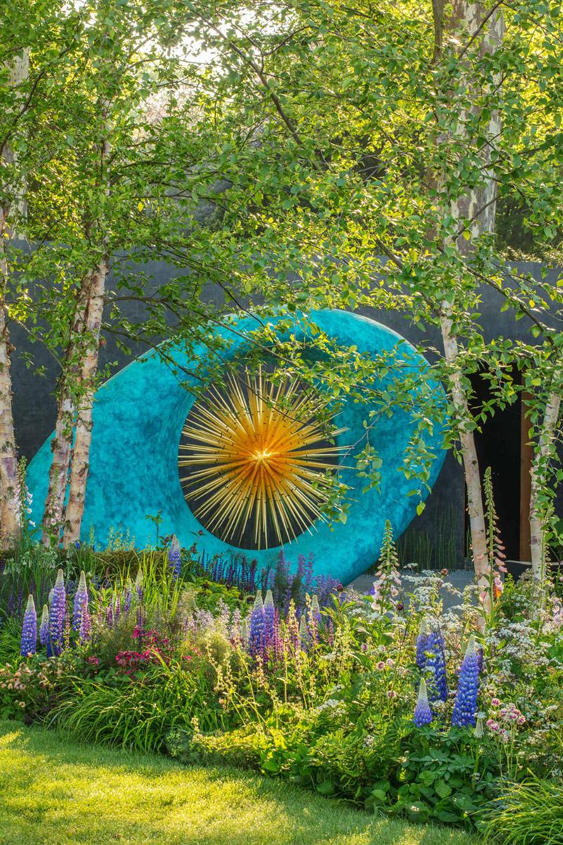 David Harber Sculpture: Aeon