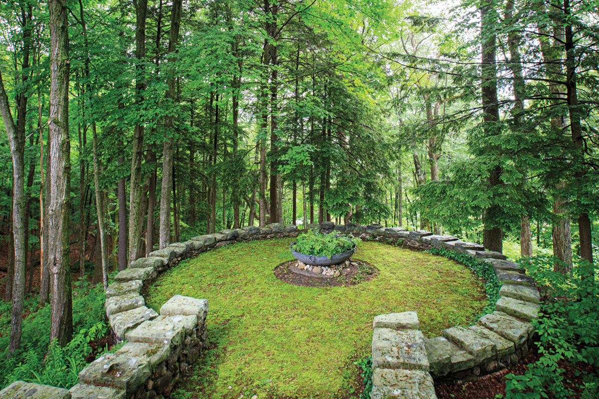 Garden of John Funt and Rick Childs