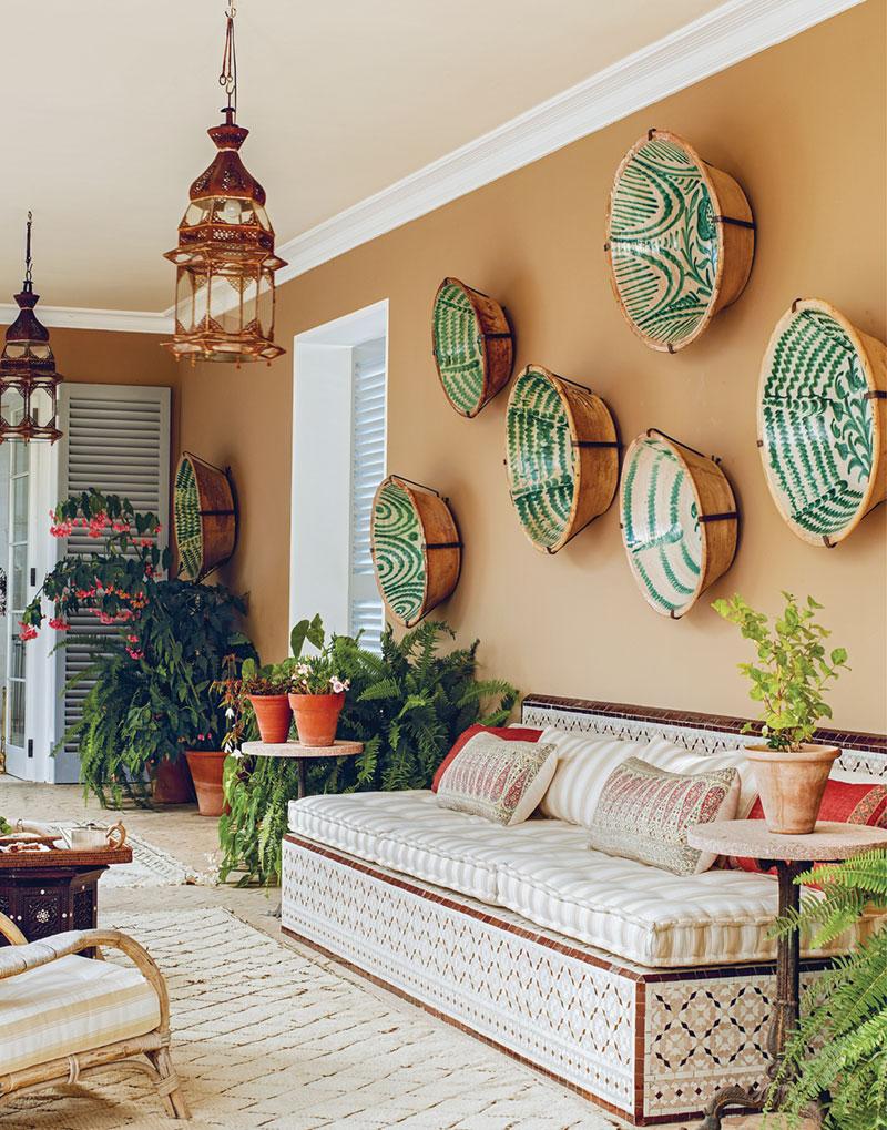 home of interior decorator Veere Grenney