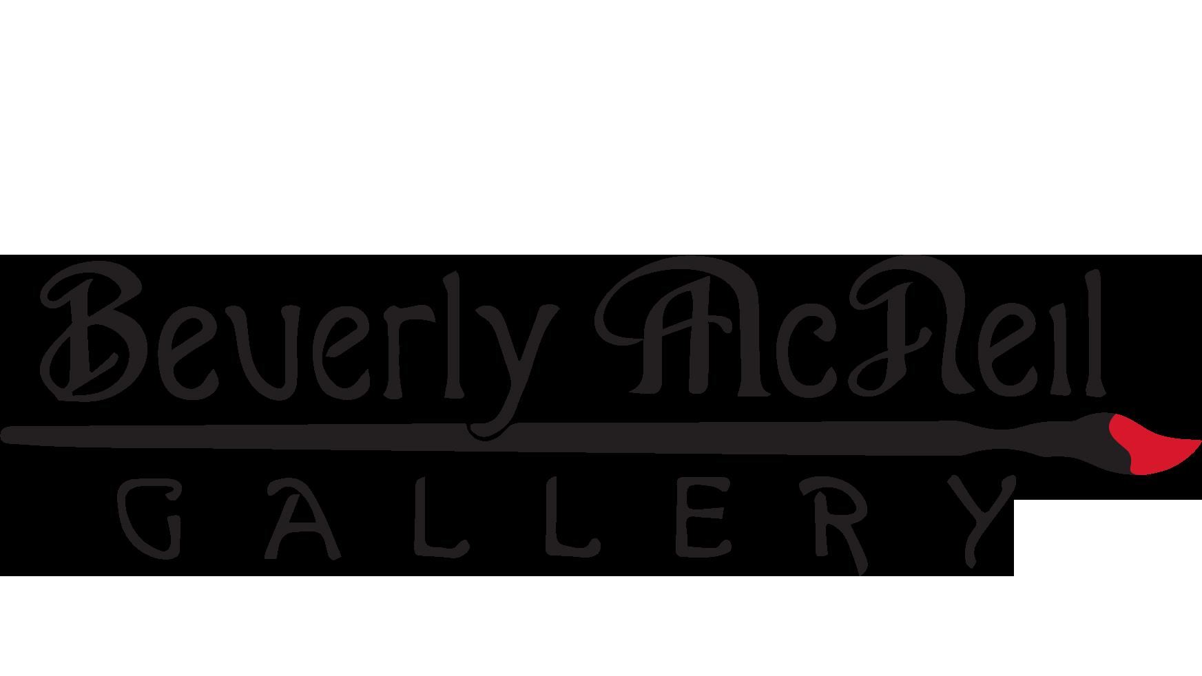 Beverly McNeil Gallery logo