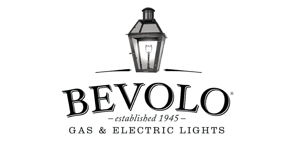 Bevolo logo, Flower magazine Showhouse 2021 sponsor