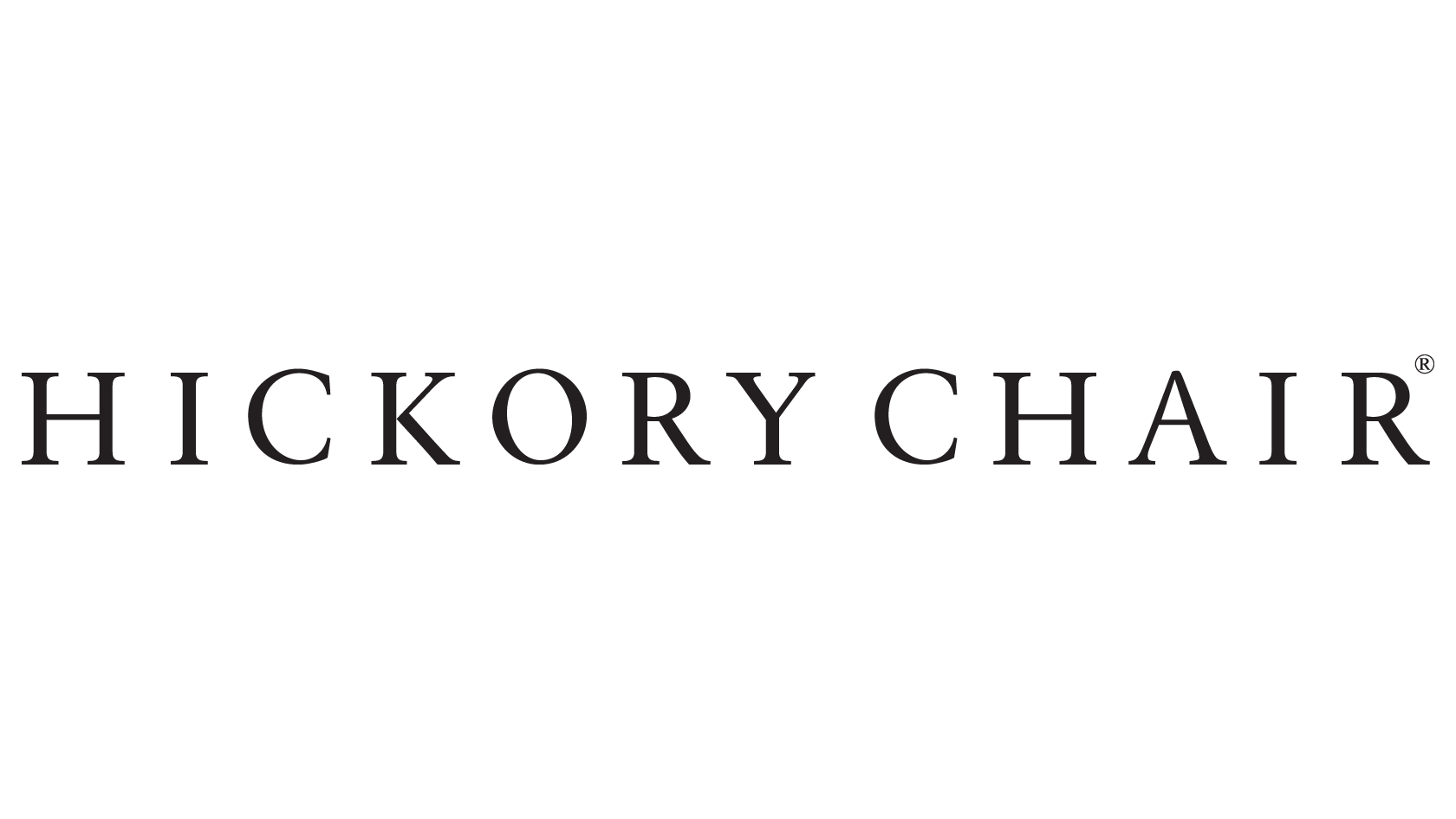 Hickory Chair logo, 2021 Flower magazine showhouse sponsor for furniture