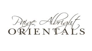 Paige Albright Oriental rugs logo