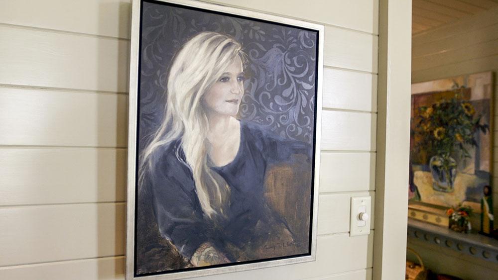 Portrait of Hansell Smith