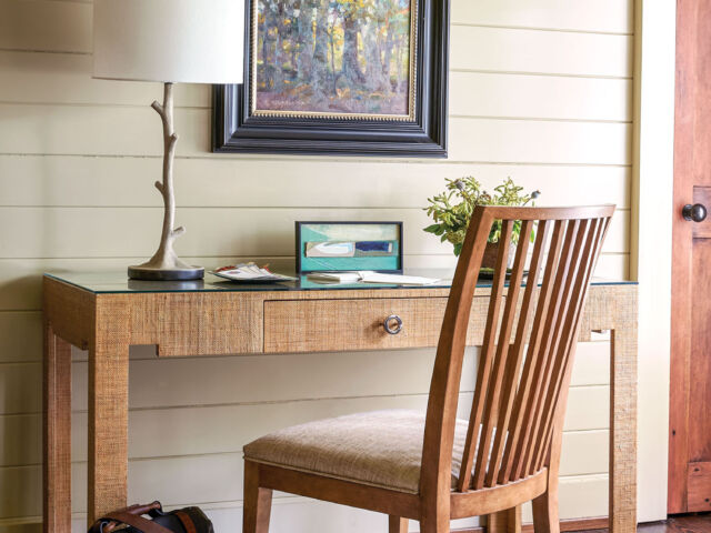 home office, Flower Showhouse 2021