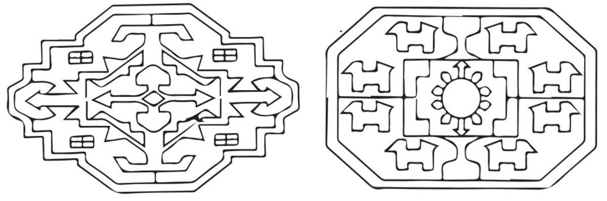 Gul motifs